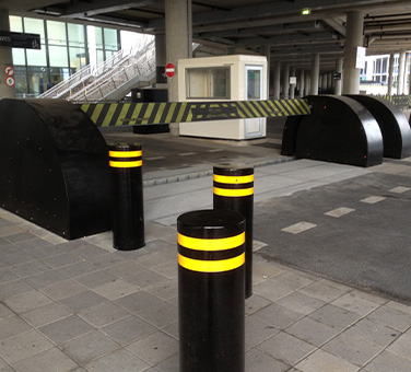 Vehicle Barrier Systems